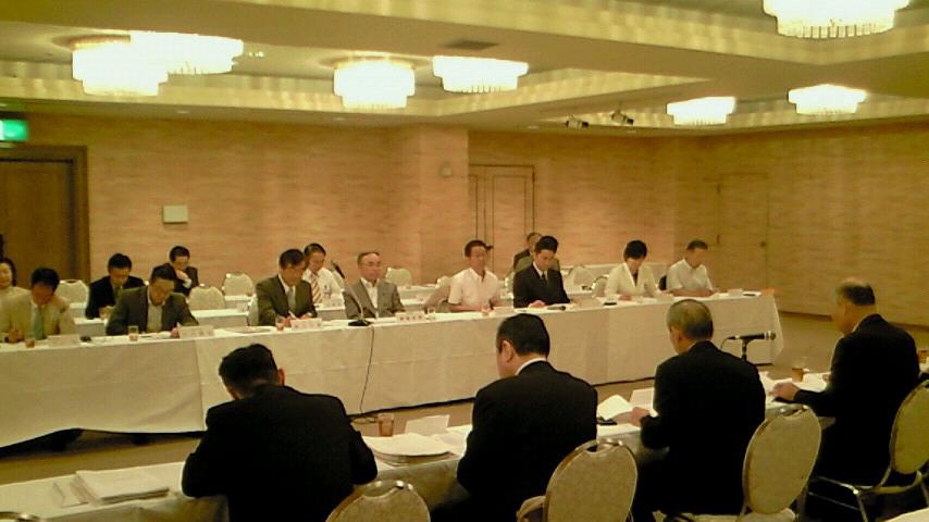 民主党北海道政策懇談会 2日目